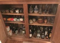 2/5 - Liquor and Tea Cupboard